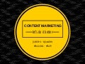 Content marketing - let's do it better