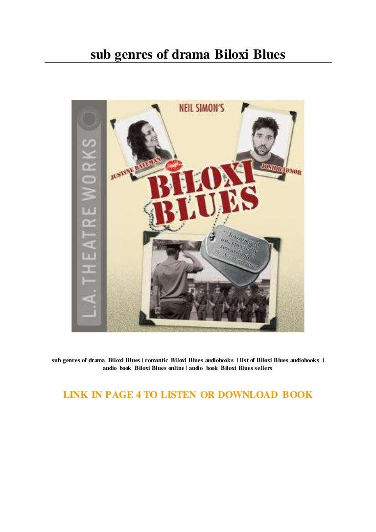Sub Genres Of Drama Biloxi Blues