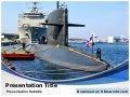 Submarine powerpoint template