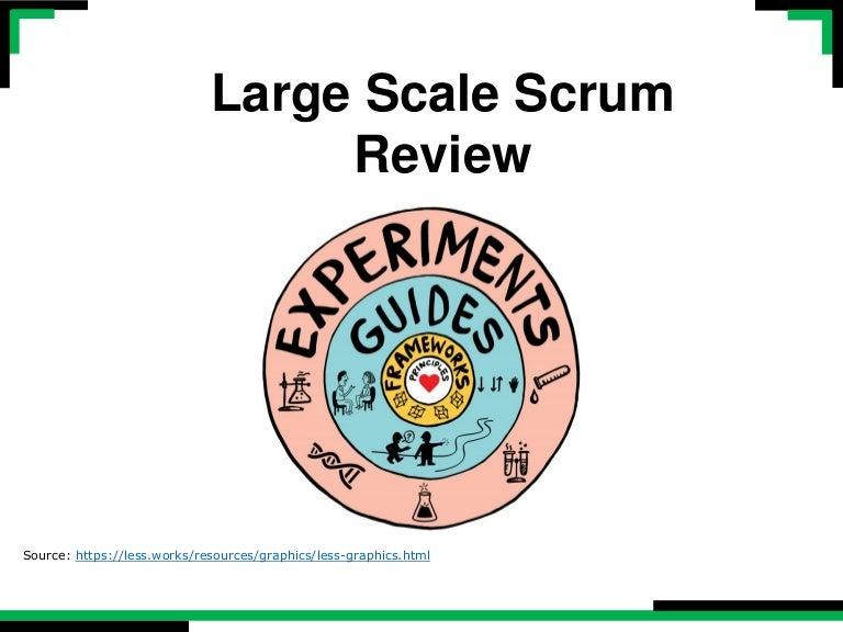 Large Scale Scrum (LeSS) - Gene Gendel