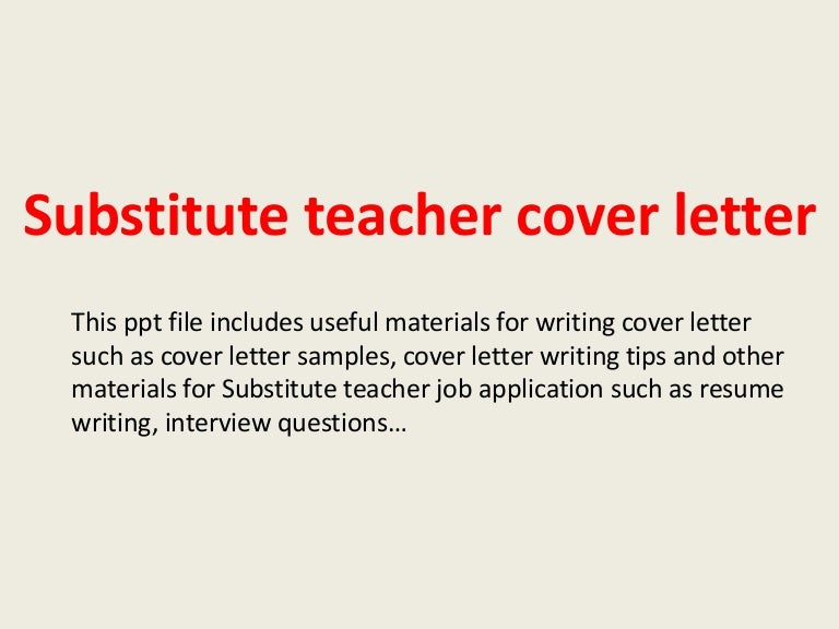 SlideShare  How To Start A Resume Cover Letter