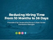SUCCESS STORY: Reducing Hiring Time From 10 Months to 36 Days