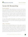 Successful Newsjacking How-To Guide