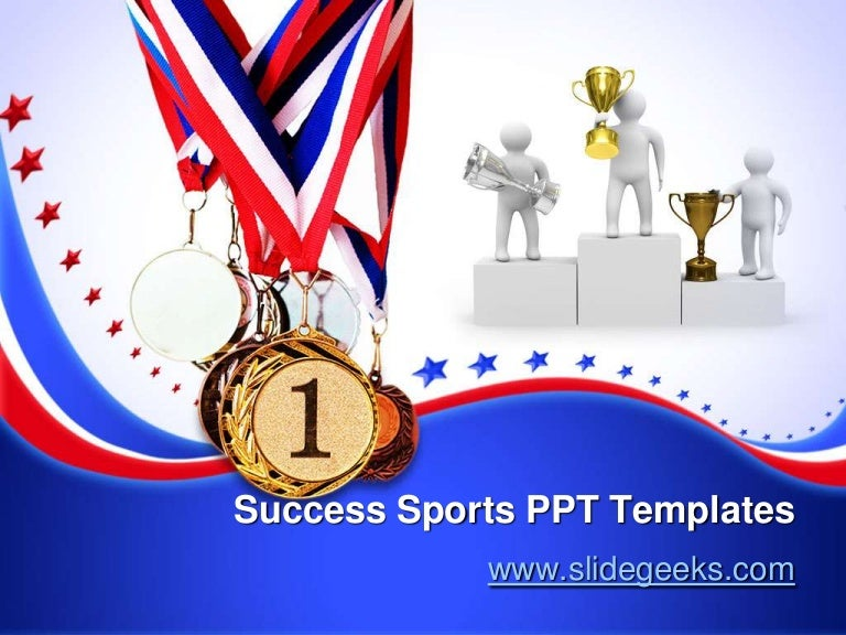 Success sports ppt templates maxwellsz