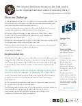 ISI Telemanagement Solutions: Increasing Employee Engagement, Communications and Leadership [Case Study]