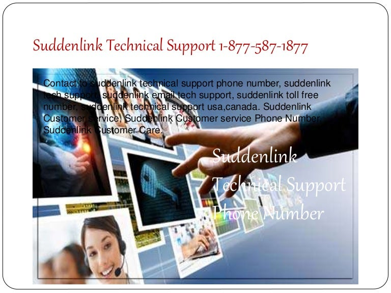 Suddenlink Technical Support 1 877-587-1877 Phone Number