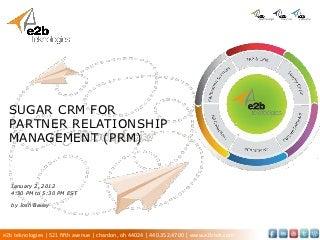 Partner Relationship Management | LinkedIn
