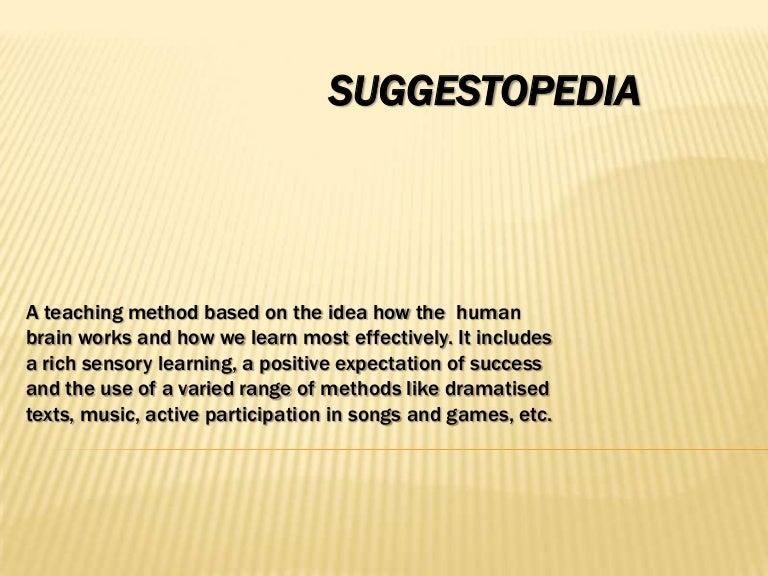 conventional teaching method pdf