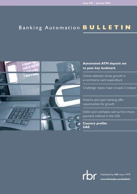 Backbase banking automation bulletin coverage