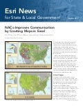 Esri News for State & Local Government newsletter