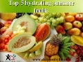 Top 5 Hydrating Summer fruit