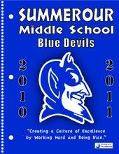 Summerour Middle School Spiral-bound Notebook