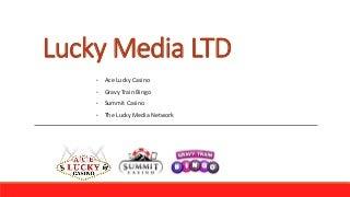 Summit casino Affiliates Program from Lucky Media Ltd