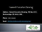 Avail the Best And Affordable Cleaning Services in Summit County