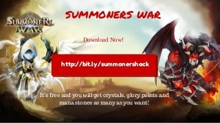 Summoners War Hack APK