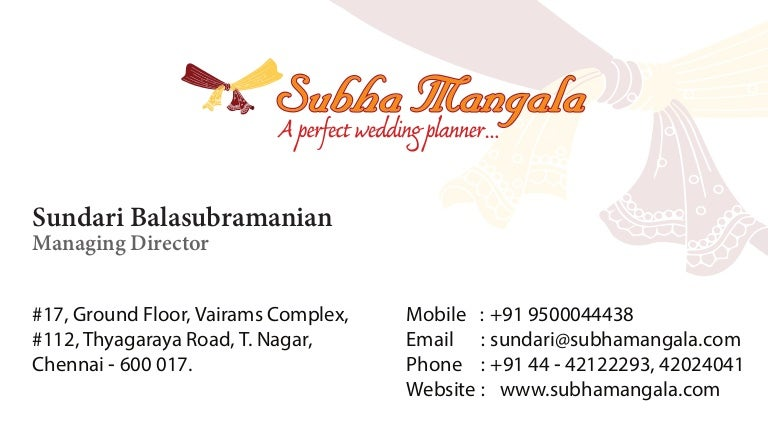 Sundari business card colourmoves