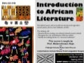 Suny Ulster African Literature Blended course