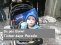 Super Bowl Ticker Tape Parade In New York City