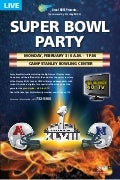Super Bowl Party - Stanley