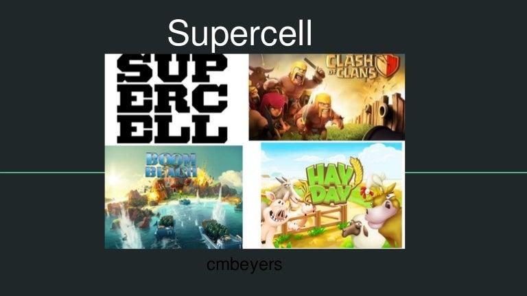 quiero Nosotros mismos Inspiración  Supercell