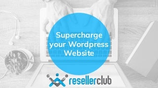 Ctrl+F5 Bangalore 2017: Super charge you word press website by Justin Thomas