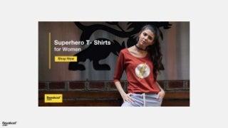 Superhero T-Shirts That You Need - Bewakoof.com