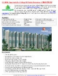 Supertech eco village 3 Greater Noida-West @ 9560 573-332