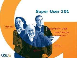 The Super User in SAP