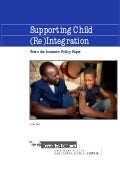 Supporting child re-integration