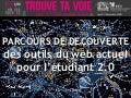 Parcours de découverte des outils du web actuel pour l'étudiant 2.0