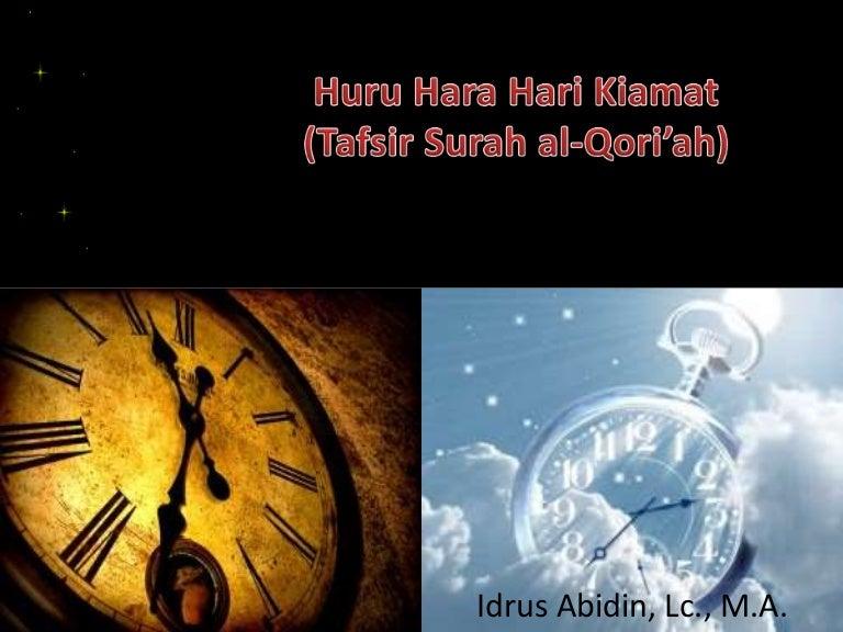 Tafsir Surah Al Qoriah