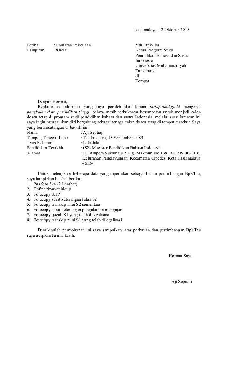 Contoh Surat Keterangan Lulus Sementara