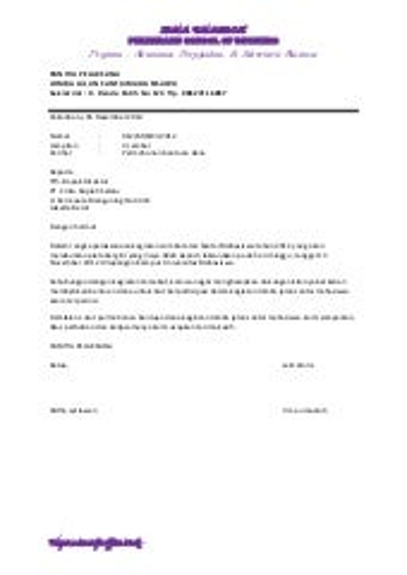 Proposal Dana Global English Sub