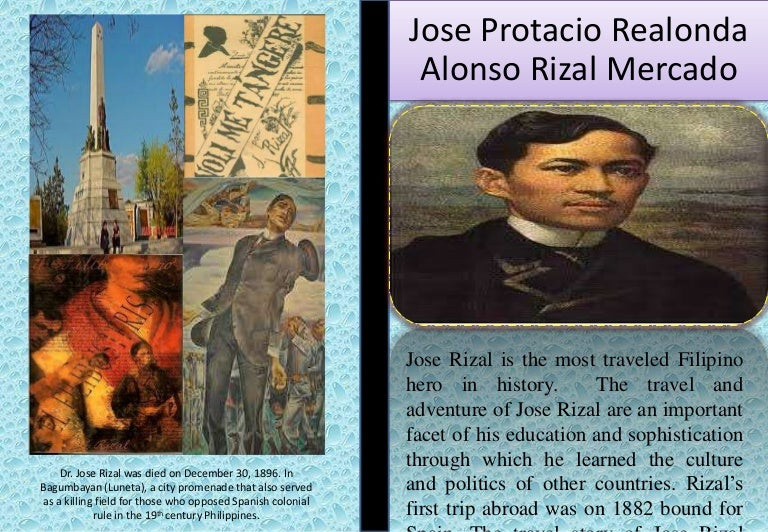 rizal and his relationship with other filipino heroes essay José rizal became a national hero for his part in the filipino nationalist movement rizal wrote about the discrimination that was occurring in the philippines under spanish occupation and called for significant reform.