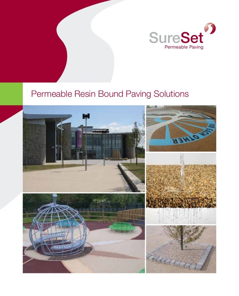 SureSet Commercial Brochure