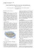 Surface manifestation in wapsalit geothermal area, buru island, indonesia