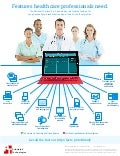 Surface Pro 3 powered by Intel in healthcare - Infographic