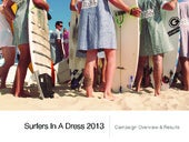 Surfers In A Dress 2013 :: Campaign Overview & Results