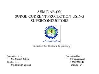 surgecurrentprotectionusingsuperconducto
