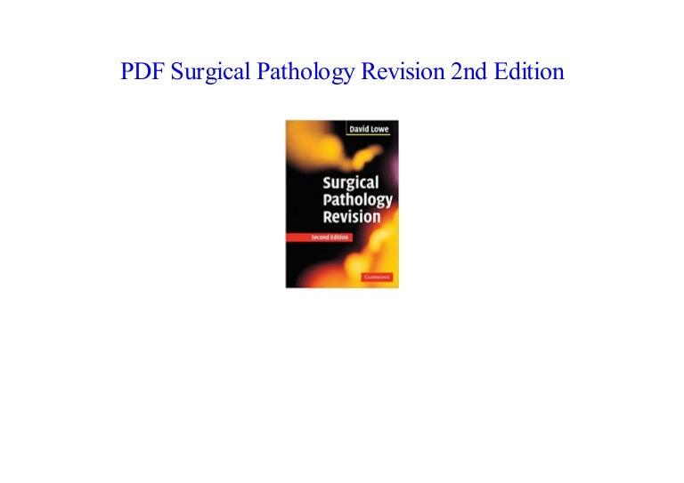 Pdf books human pathology