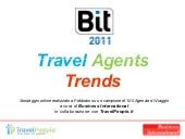 Travel Agents Trends - Italy 2011 - BusinessInternational con TravelPeople.it