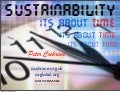 Sustainability   its about time