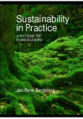 Sustainability in practice   teaser from book by jan peter bergkvist