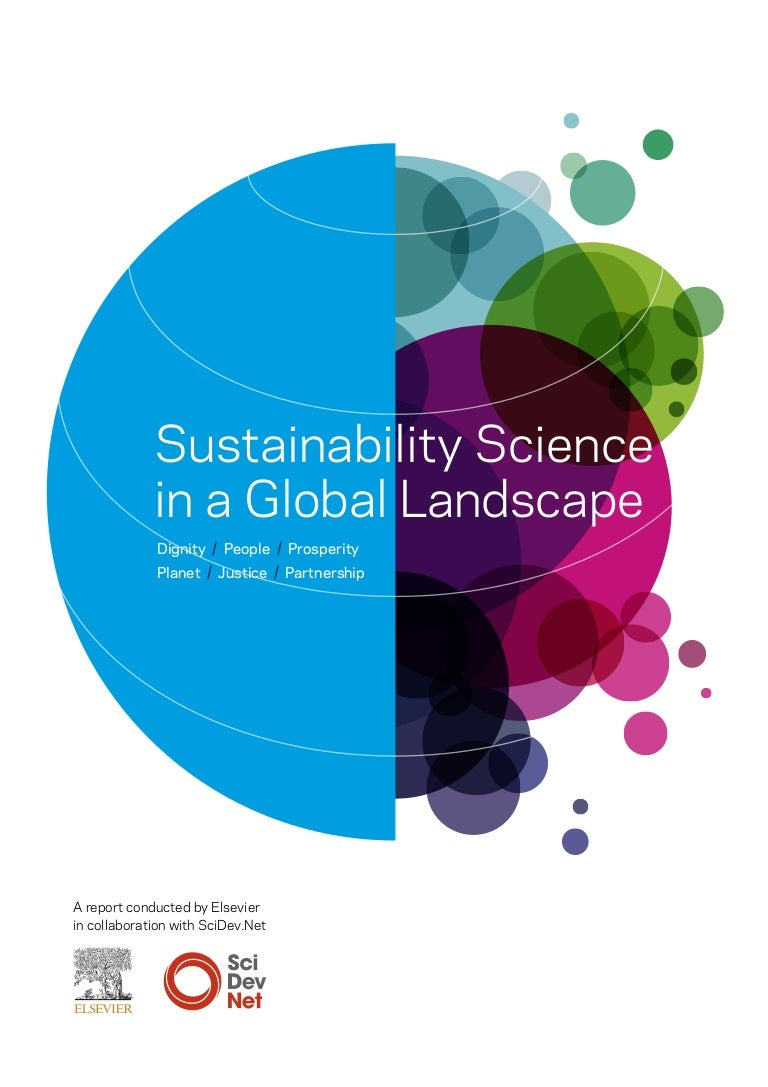 Sustainability Science in a Global Landscape