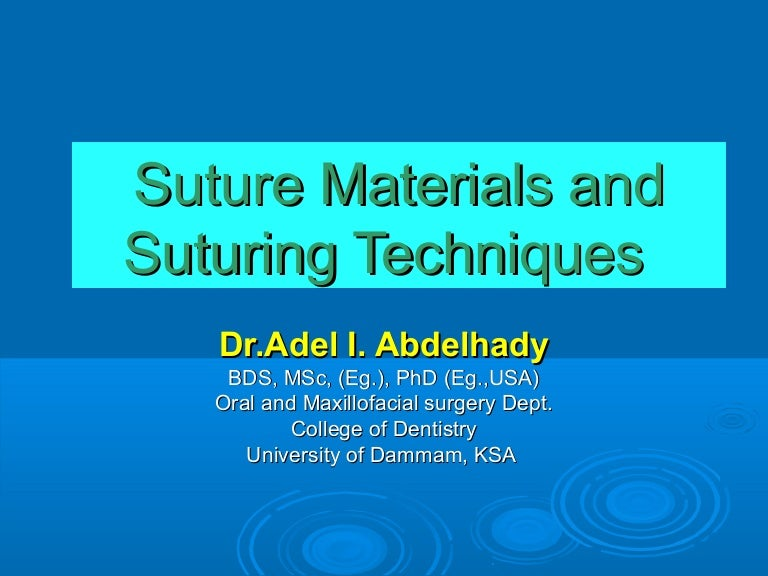Suture material what to choose how to handle ppt video online.