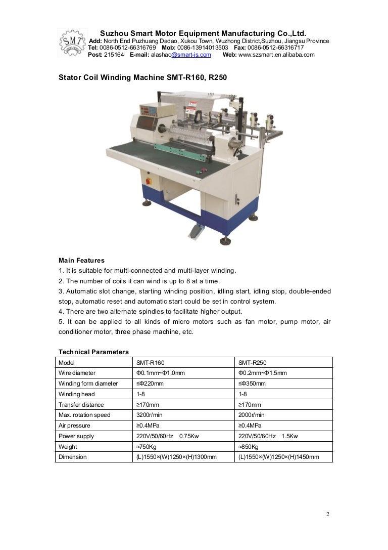 Suzhou Smart Motor Equipment Manufacturing Coltd Catalog Engine Diagram
