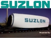 Suzlon Powering A Greener A Case Study Analysis