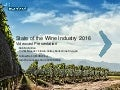 Silicon Valley Bank 20165 State of the Wine Industry Presentation
