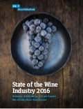 Silicon Valley Bank 2016 State of the Wine Industry