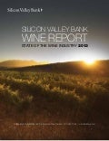 SVB Annual State of the Wine Industry Report 2013